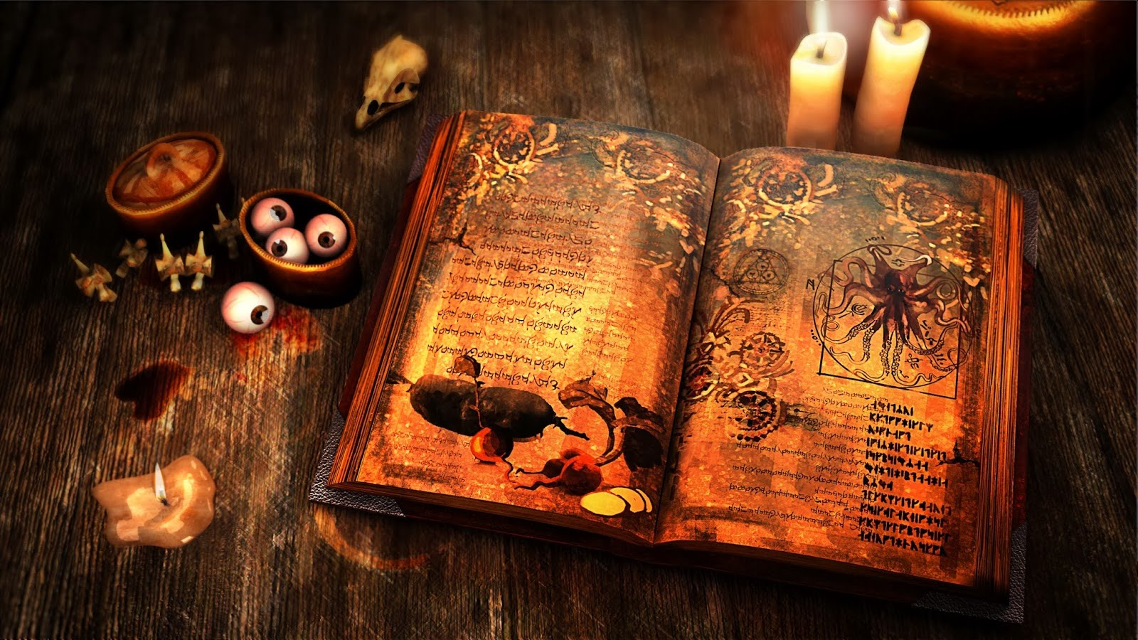 The Book Of Spells</a><br> by <a href='/profile/RavenHeart/'>RavenHeart</a>